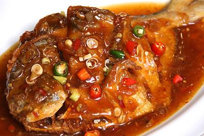 Resep Enak Masakan Ikan Bawal Asam Manis Lebih Menggugah Selera