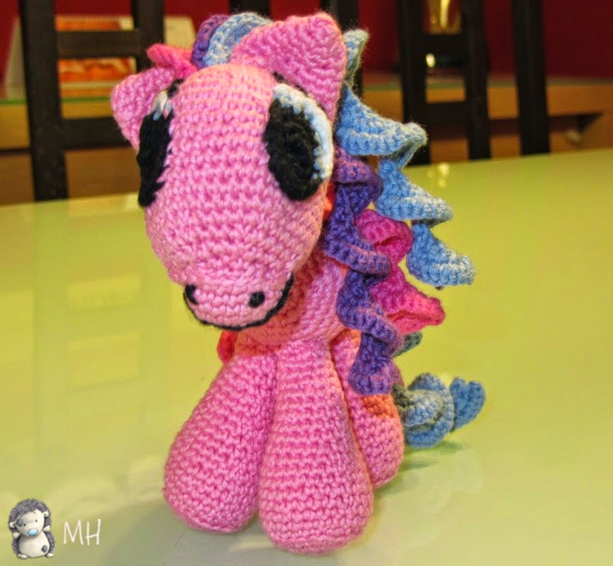 Amigurumi de My Little Pony