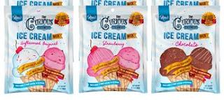 ice cream mizes