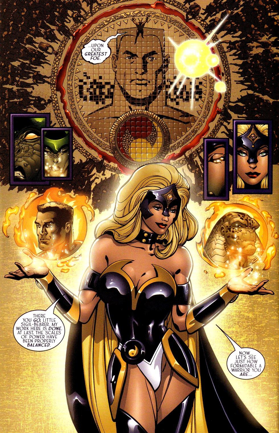 Read online Sigil (2000) comic -  Issue #16 - 5