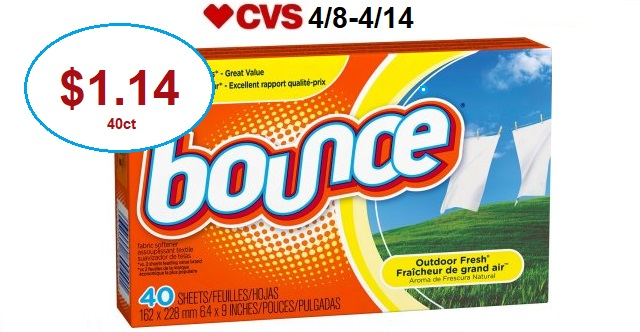http://www.cvscouponers.com/2018/04/stock-up-bounce-dryer-sheets-only-114.html