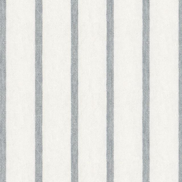 image result for Bemz linen blue and white stipe Brera lino cloud