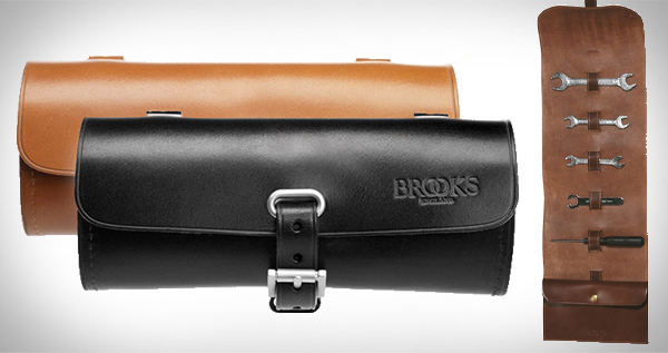 Brooks Tool Roll with Tools