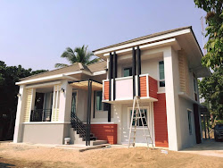 Two Story Simple Modern House Design 5