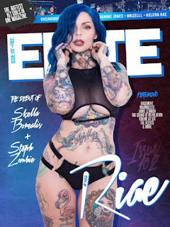 Elite Magazine Inglaterra – Volumen 102 (2019)