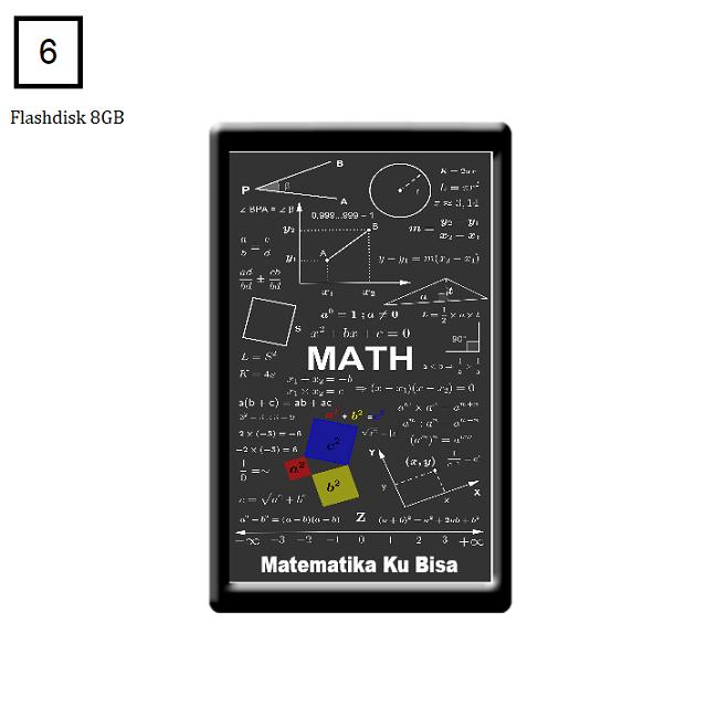 Flashdisk Matematika