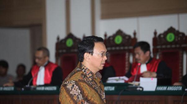 Perjalanan PK Kasus Ahok hingga Ditolak MA