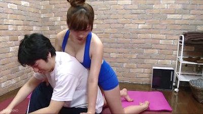 Fitnes Sama Cewek Jepang Bohai dan Toge