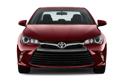 New 2017 Toyota Camry front look HD Image