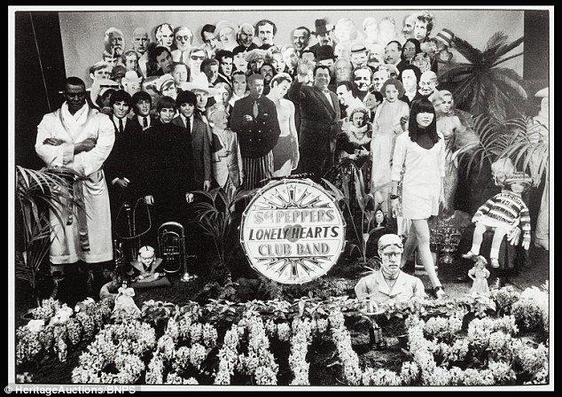 Arsa Live Cinquantenaire De Sgt Pepper Des Beatles
