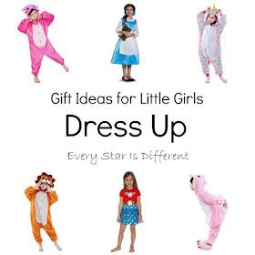 Gift Ideas for Little Girls: Dress Up