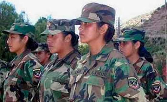 Ley habilita el Servicio Militar Voluntario de un año para mujeres