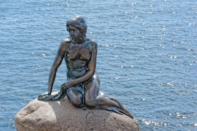 La Sirenetta di Copenhagen