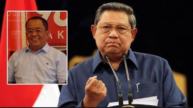 SBY Puji Cuitan Said Didu soal Freeport
