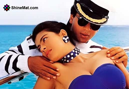 Shahrukh Khan And Kajol Hot Wallpaper-2