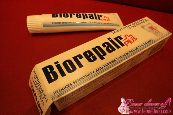 Biorepair® Plus Sensitivity Control ​