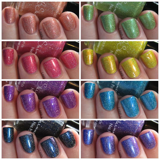 KBShimmer Summer Vacation Collection 2017
