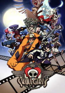 DESCARGAR SKULLGIRLS PARA PC + DLC ESPAÑOL 1 LINK MEGA
