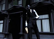 American Horror Story Hotel - Black Shadow Men