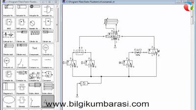 FluidSIM Hydraulic & Pneumatic 4.2