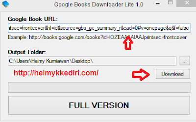 Cara Download Ebook diGoogle Book