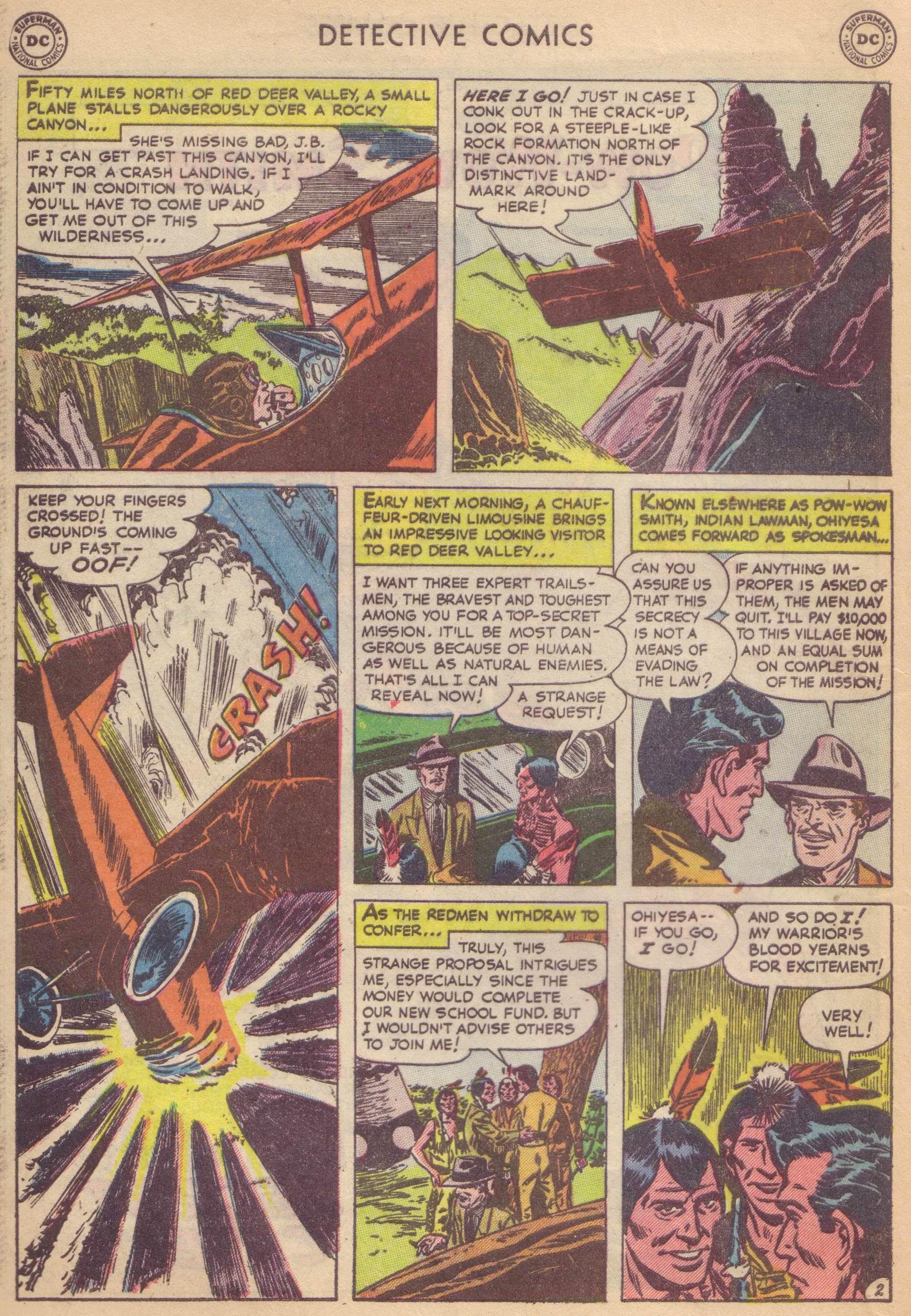 Read online Detective Comics (1937) comic -  Issue #177 - 34