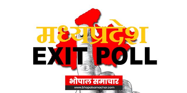 EXIT POLL: भोपाल, इंदौर, गुना, छिंदवाड़ा और मुरैना के पूर्वानुमान | MP NEWS