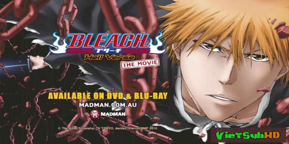Phim Bleach Movie 4: Địa Ngục VietSub HD | Bleach Movie 4: Hell Chapter 2010