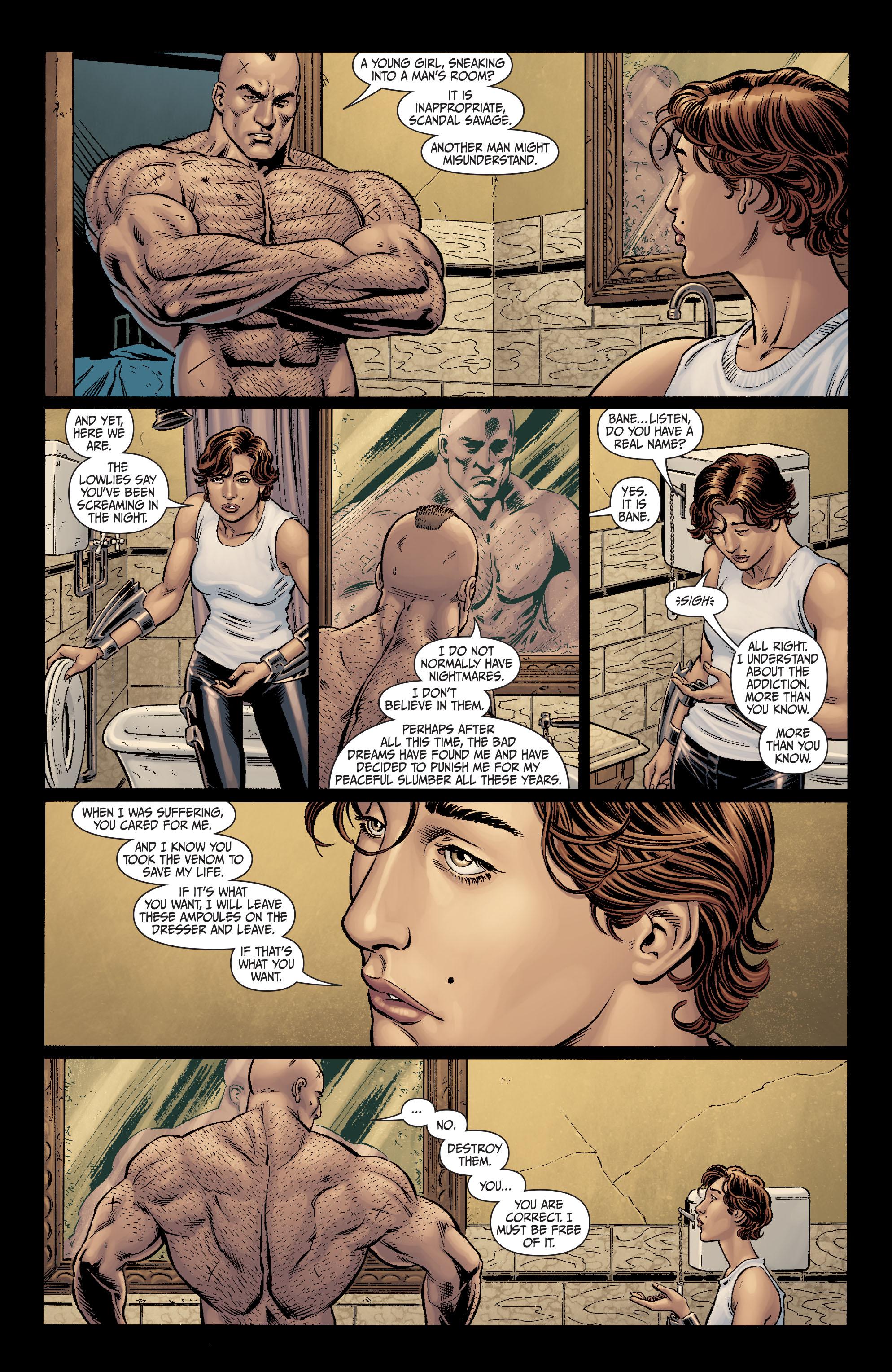Read online Secret Six (2008) comic -  Issue #10 - 9