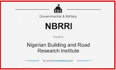 2018/2019 NBRRI Recruitment Portal - See Commencement Date Here