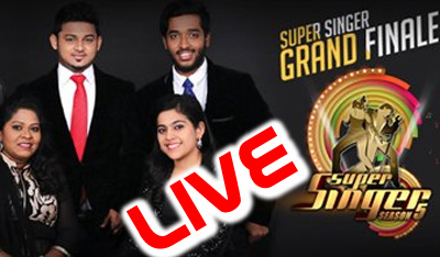 Super Singer 5 – Grand Finale 18-03-2016 Vijay Tv