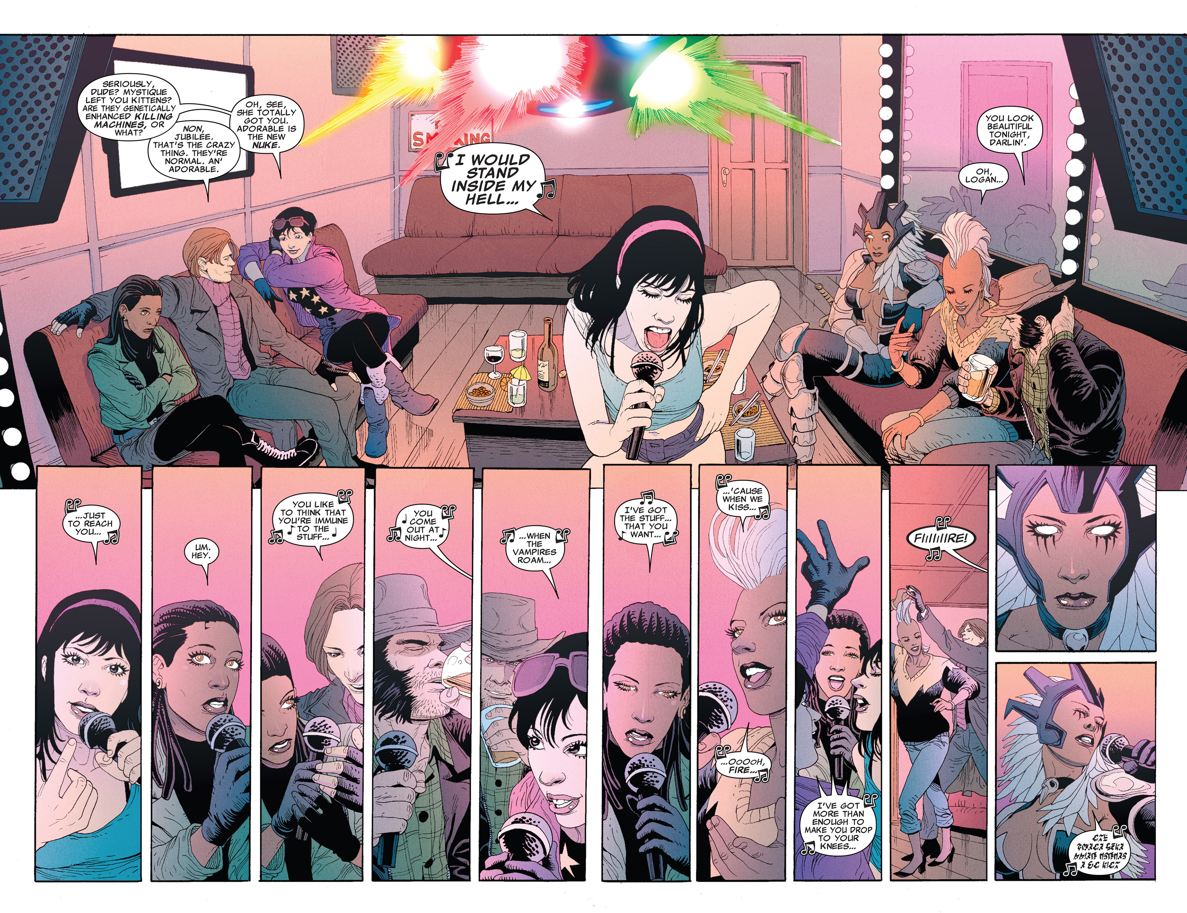 Read online Astonishing X-Men (2004) comic -  Issue #66 - 10