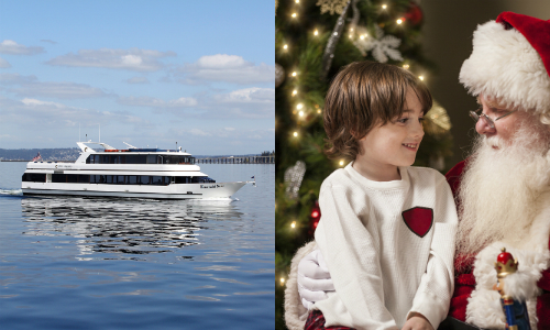Santa Lunch Cruises 2016