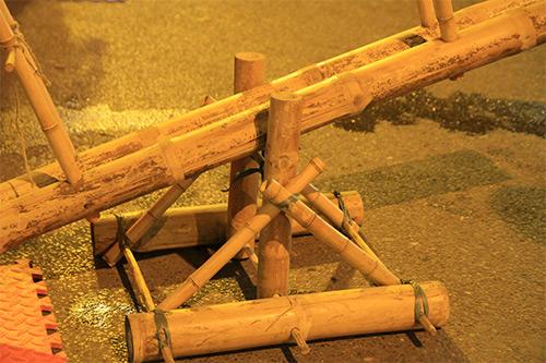 Aneka permainan bambu