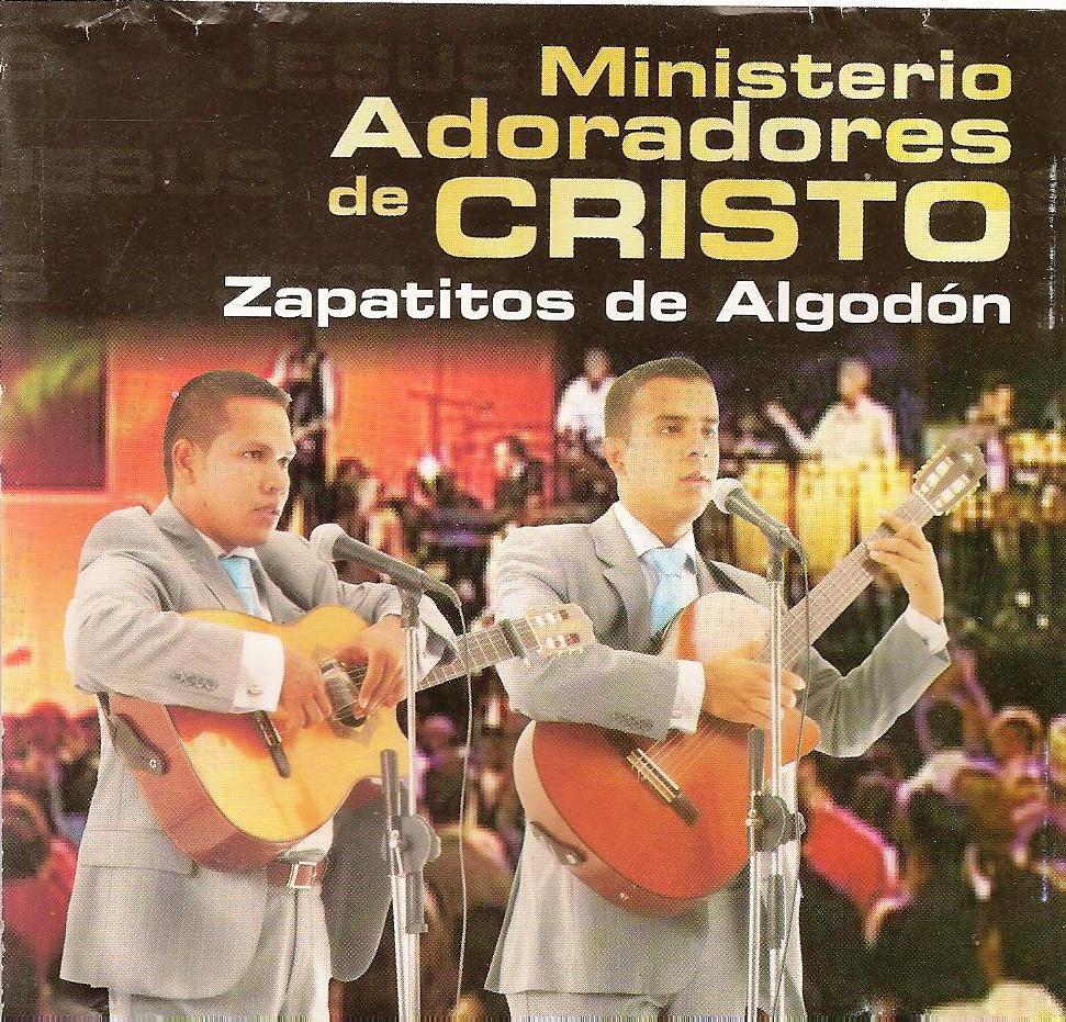Ministerio Adoradores De Cristo-Zapatitos De Algodón-