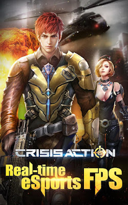 Download Crisis Action-eSports FPS APK Version 1.9.2