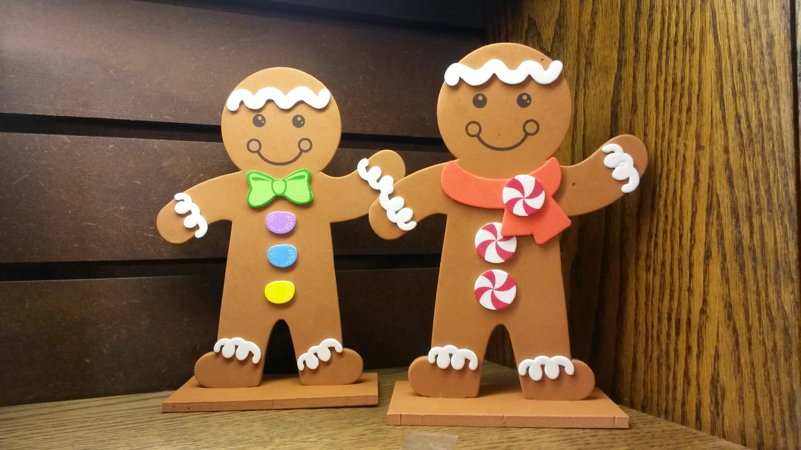 one little librarian: gingerbread storytime & craft party