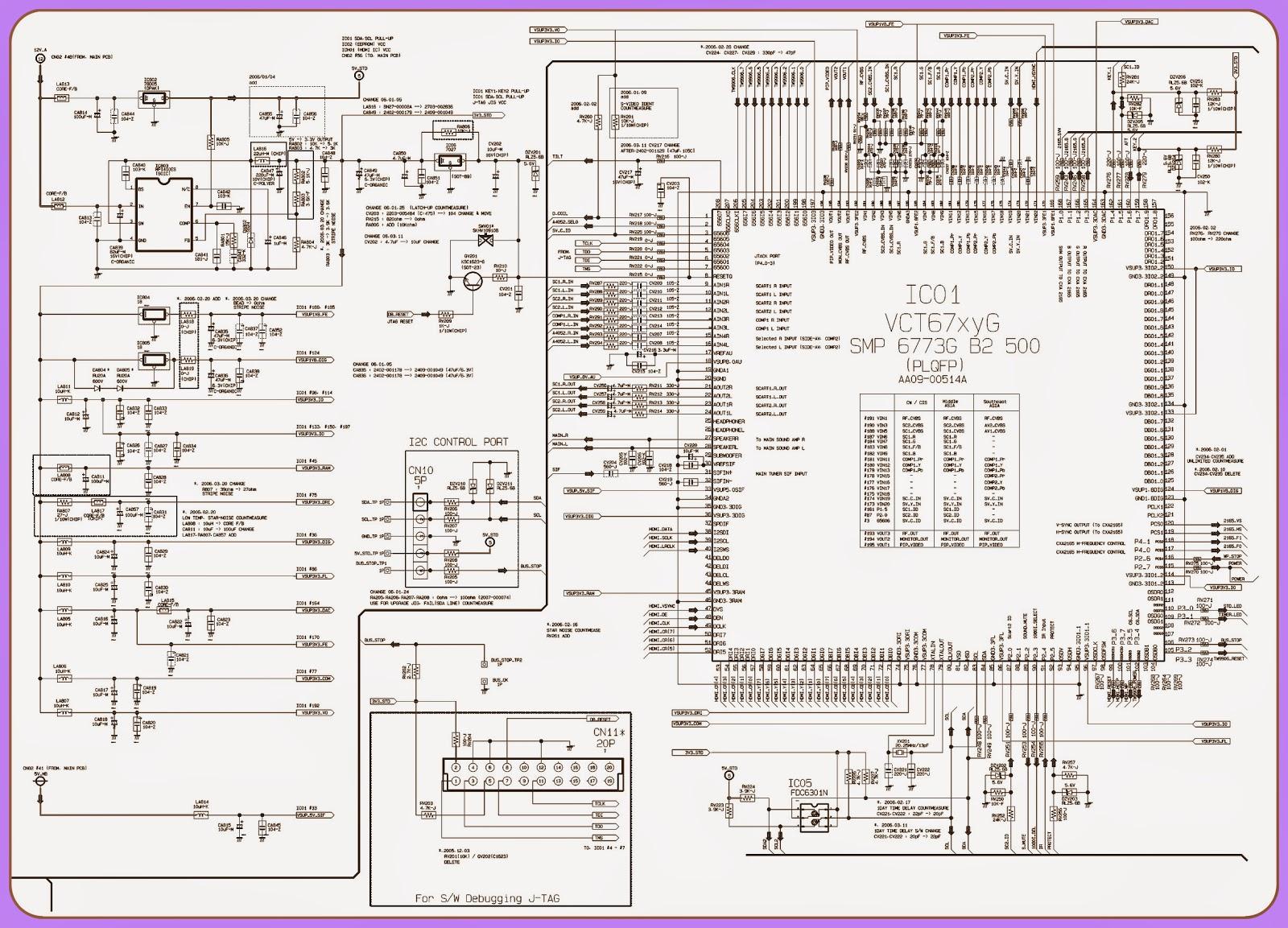Tv Tuner Card Circuit Diagram Best Software Samsung Schematic Layout Site Wiring Harness