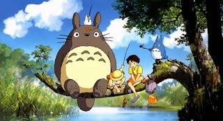 Download My Neighbor Totoro [Movie] Subtitle Indonesia