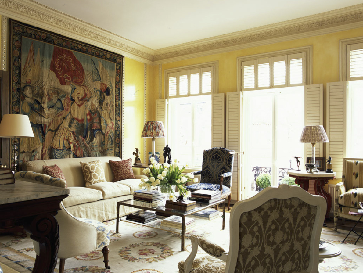JULIA BOSTON ANTIQUES DEALER ITS TIME TO THINK ABOUT TAPESTRIES