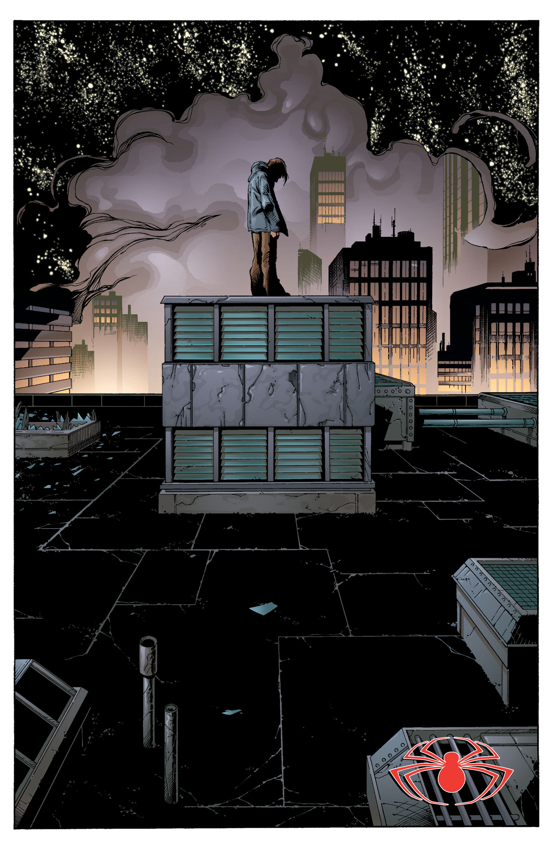 Read online Ultimate Spider-Man (2000) comic -  Issue #39 - 24