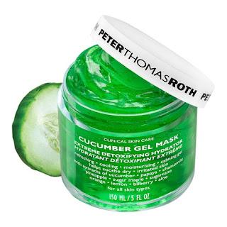 Gel Masque au Concombre Hydratant De-Tox Extrême - Peter Thomas Roth