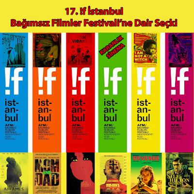 17. !f İstanbul Bağımsız Filmler Festivali'ne Dair Seçki