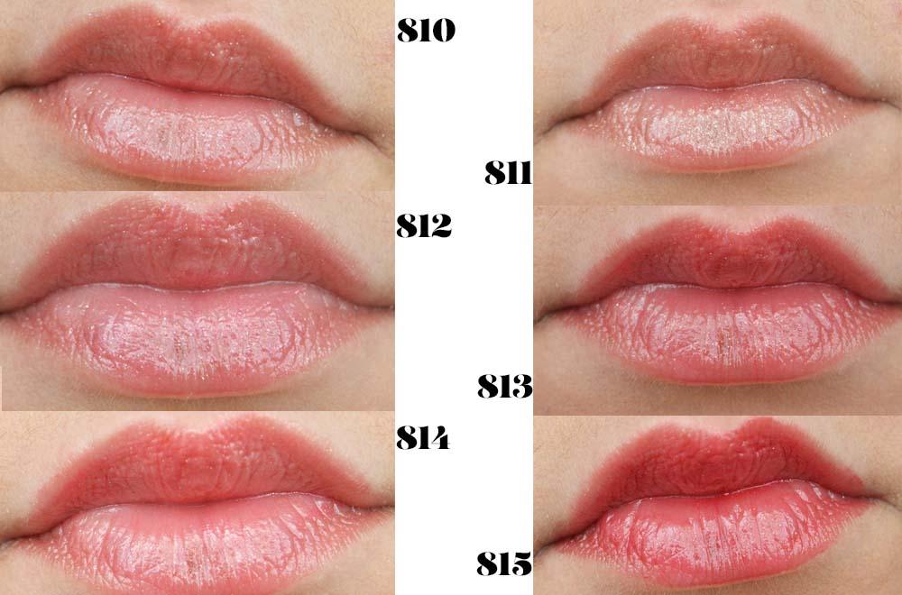 Eveline błyszczyki All in One lip gloss