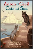 Anton and Cecil: Cats at Sea by Valerie and Lisa Martin