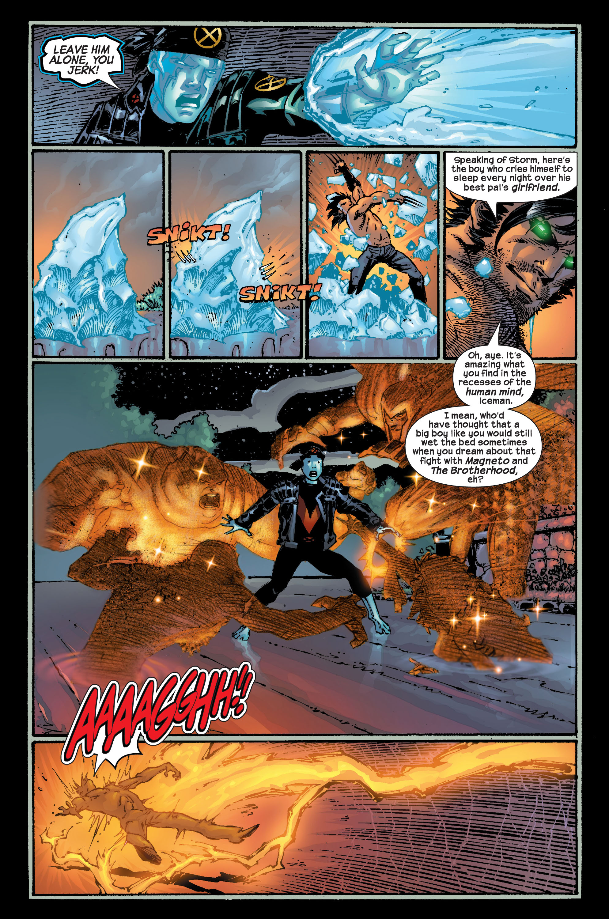 Read online Ultimate X-Men comic -  Issue #17 - 15