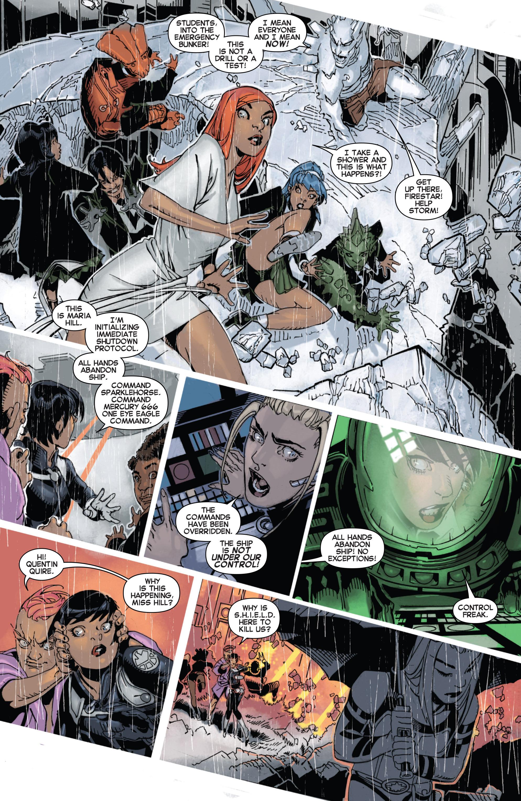 Read online Uncanny X-Men (2013) comic -  Issue #21 - 17