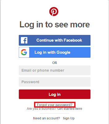 Can I Really Login Pinterest With My Facebook Account?