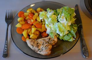 marchewka z ziemniakami