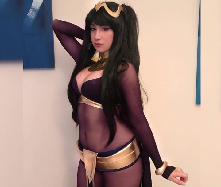 A cosplayer Dy Chan mais bonita e mais sensual do Brasil